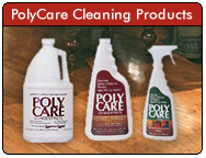 PolyCare Cleaning Products - As a leader in the wood floor cleaner industry, PolyCare is dedicated to providing all wood floor professionals and owners, with the most complete line of high quality wood floor cleaners available.